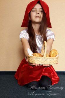 костюм красная шапочка фото с пирожками