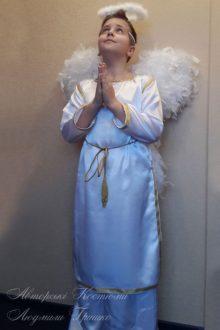 фото карнавальный костюм ангел мальчик
