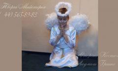 костюм ангел мальчик