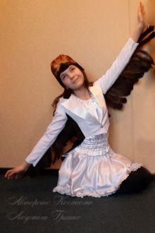 ласточка - карнавальный костюм фото 1_027