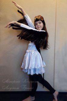 ласточка - карнавальный костюм фото 4_559