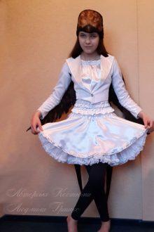 ласточка - карнавальный костюм фото 5_801