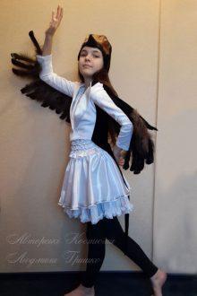 ласточка - карнавальный костюм фото 6_550