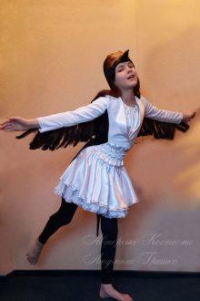 ласточка - карнавальный костюм фото 7_920