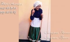 костюм бабушки красной шапочки фото