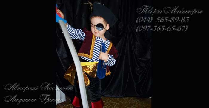 костюм разбойника пирата фото