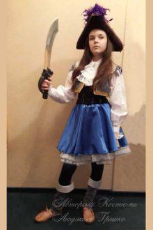 пиратский костюм фото авторского карнавального костюма