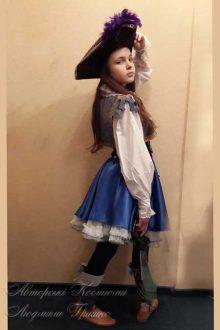 детский пиратский костюм фото