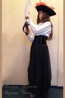 костюм разбойницы для сказки снежная королева фото