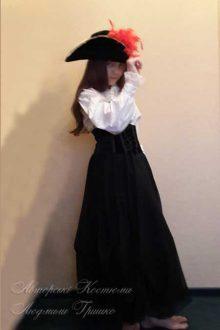авторский карнавальный костюм разбойницы фото