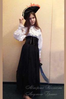 карнавальный костюм разбойницы для девочки фото