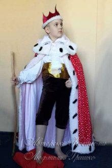 королевская мантия и костюм короля фото