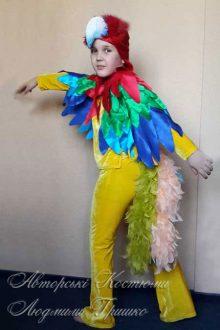 костюм попугая фото костюма для мальчика
