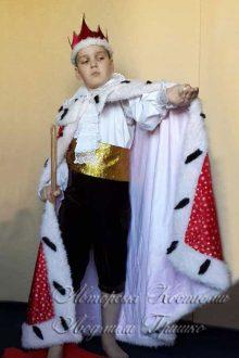 королевская мантия и костюм короля для мальчика фото