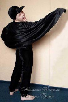 костюм ворона вид со спины фото