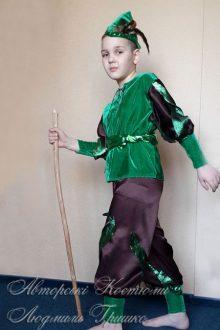 костюм охотника фото вид сбоку