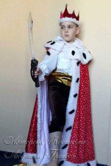 королевская мантия фото авторского костюма