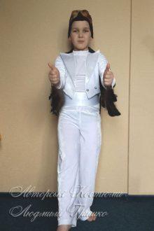 детский костюм ласточки для мальчика
