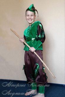 костюм охотника фото авторского детского костюма