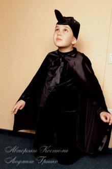 костюм ворона на праздник осени фото