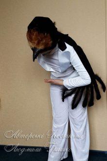 костюм ласточки для мальчика фото шапочки крупным планом