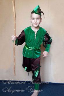 карнавальный детский костюм охотника фото