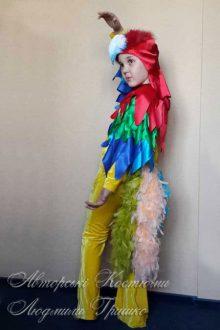 карнавальный костюм попугая фото