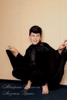 фото карнавальный костюм ворона