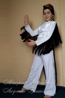 авторский детский костюм ласточки для мальчика фото