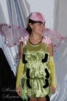 костюм бабочки для девочки фото