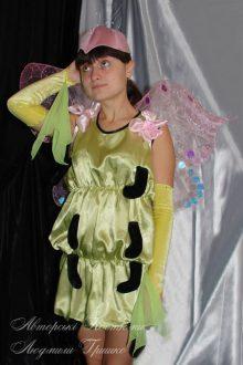 костюм бабочки фото крыльев и шапочки крупным планом