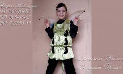 костюм бабочки для мальчика фото костюма на праздник осени