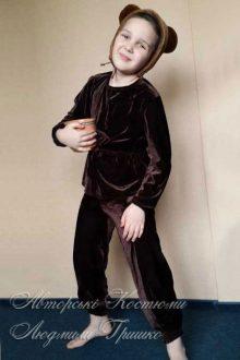 костюм медведя фото детского наряда