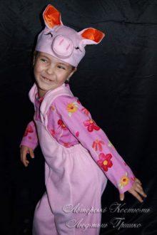 костюм поросенка для ребенка фото