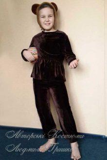костюм медведя для мальчика фото