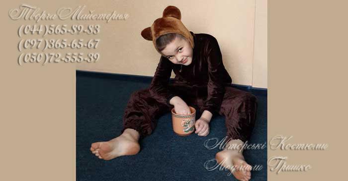 костюм медведя фото