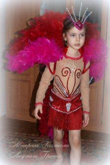 детский авторский бразильский костюм фото
