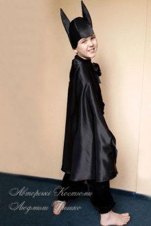 костюм Бэтмена фото детского костюма на Хеллоуин