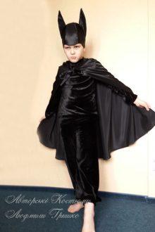 карнавальный костюм Бэтмена фото супрергероя