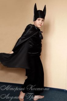 фото костюм Бэтмена для мальчика