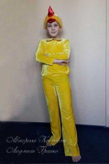 фото карнавального костюма Цыпленок