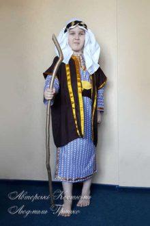 детский костюм пастуха фото