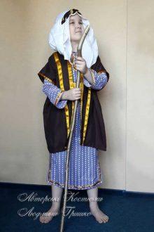 рождественский костюм пастуха для мальчика фото