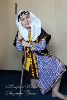 костюм пастуха фото костюма для вертепа
