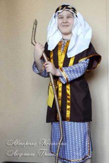 костюм пастуха для мальчика на новый год