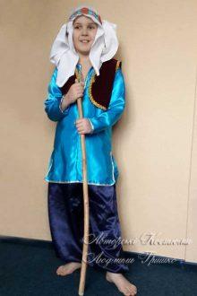 авторский карнавальный костюм Алладина фото