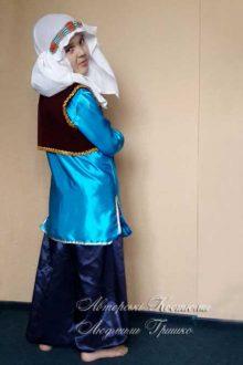 костюм Алладина фото вид со спины