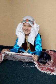 костюм Алладина для мальчика фото
