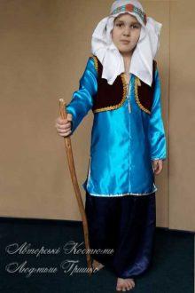 детский костюм Алладина фото