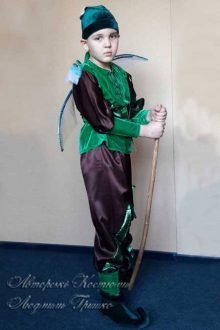 детский костюм эльфа для мальчика фото с крыльями стрекозы